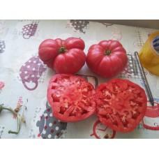 İri dilimli pembe köy domatesi