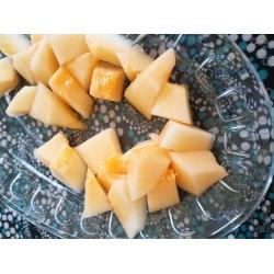 Muz kavun geleneksel yerli atalık tohum çok çok lezzetli erkenci